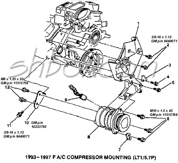 as well Wiring Diagram For 2004 Jeep Liberty together with Locating together with Toyota Oem Radiator Hose Celica All 00 05 Lower together with 4nix8 2003 Chevy Stranded Serpentine Belt Diagram 6 0 Ltr Engine. on air compressor radiator