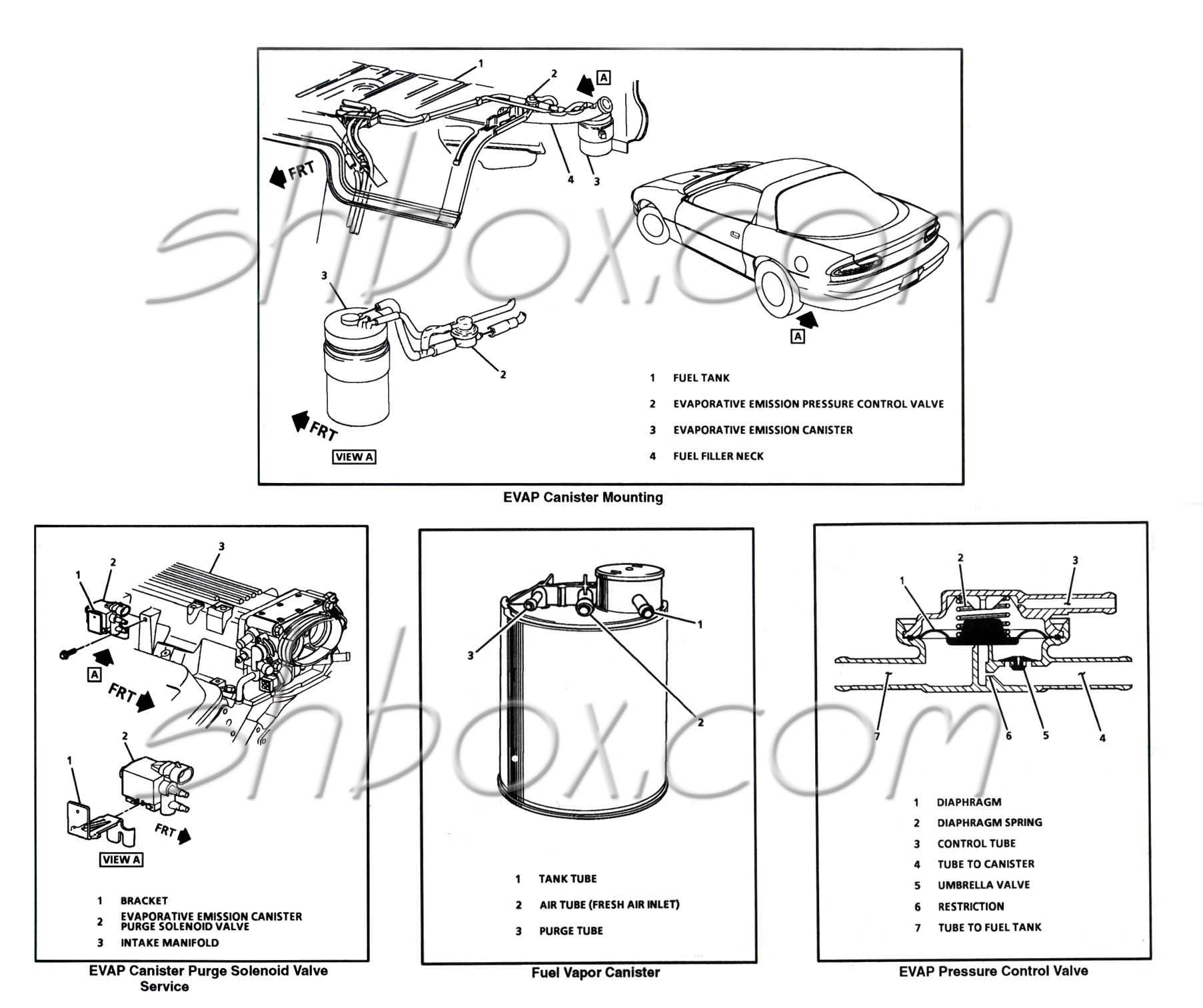 96 Chevy Astro Van Engine Diagram further 1piq2 No Floor Heat 2000 Chevy Blazer Heat together with Horn Relay Location Chevy Astro Van additionally 1994 Gmc Sonoma Vacuum Diagram also 702933 Need Help Lt1 Water Pump. on 2000 astro van heater vacuum control