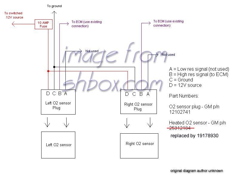 Delphi 02 Sensor Pinout