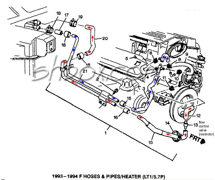roger vivi ersaks  2005 chevrolet silverado blower motor